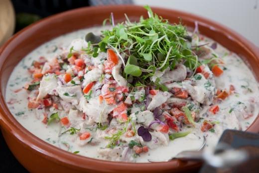 Ota Ikha Tongan Raw Fish Salad Wildhungry